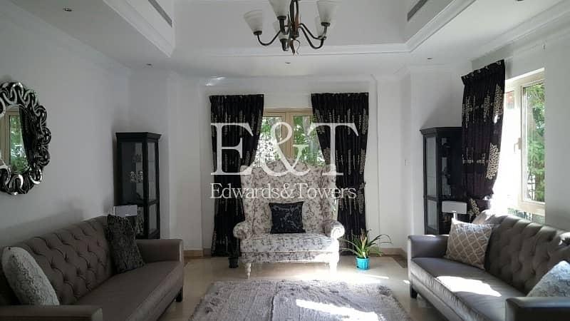 2 Highly Upgraded Villa Near Club House | 4 Bed | JI