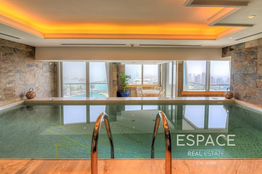 Upgraded Private Pool 5 Bed Penthouse