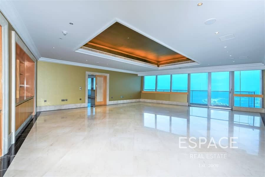 2 Upgraded Private Pool 5 Bed Penthouse