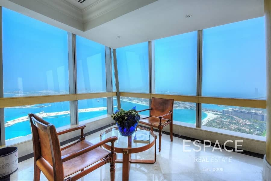 12 Upgraded Private Pool 5 Bed Penthouse