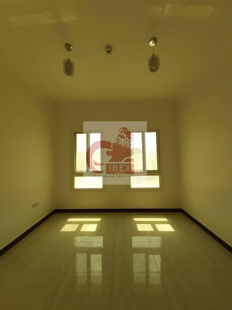2 Like a brand new building 1bhk only 21k near to school area muwaileh sharjah