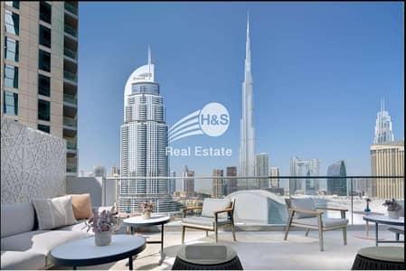 2 Bedroom Flat for Sale in Downtown Dubai, Dubai - Elegant 2 Bedrooms | Stunning Views | on High Floor
