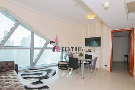 شقة 2 غرفة نوم للايجار في مركز دبي المالي العالمي، دبي - Amazing Big Size 2 Bedroom  | Park Tower DIFC