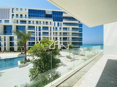 فلیٹ 2 غرفة نوم للبيع في جزيرة السعديات، أبوظبي - Hot Deal Pool View Large 2 BR Apt Modern with Balcony