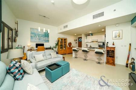 فلیٹ 1 غرفة نوم للبيع في عقارات جميرا للجولف، دبي - Exclusive 1 Bed | High Floor | Great View