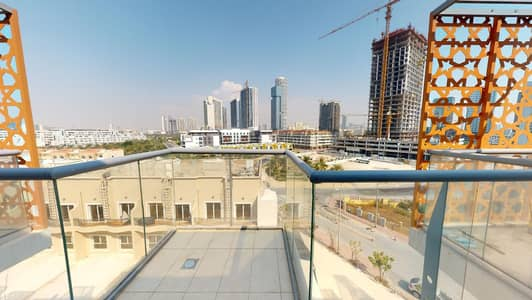 1 Bedroom Apartment for Rent in Jumeirah Village Circle (JVC), Dubai - Spacious balcony   Wooden floors   Contactless tours