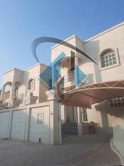 5 Bedroom Villa for Sale in Al Mowaihat, Ajman - New Villa withe electricity and water 2nd plot from main road freehold for all nationalities .