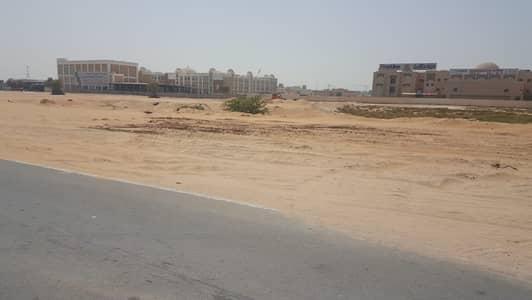 اراضي سكنيه للبيع قرب شارع الشيخ  عمار في عجمان ومعفية من رسوم التسجيل