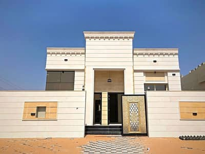 A golden opportunity to housing Sheikh Zayed, villa for sale on the asphalt street in the Yasmine area, opposite the Rahmaniyah area