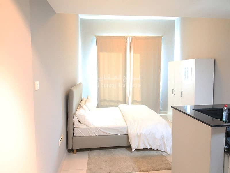 2 Gorgeous furnished studio in Marina View Tower