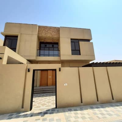 فيلا اوربي  تصميم راقي مساحه بناء كبيره للبيع كاش او تمويل بنكي