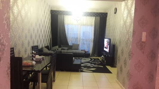شقة في أبراج عجمان ون الصوان 2 غرف 48000 درهم - 4789748