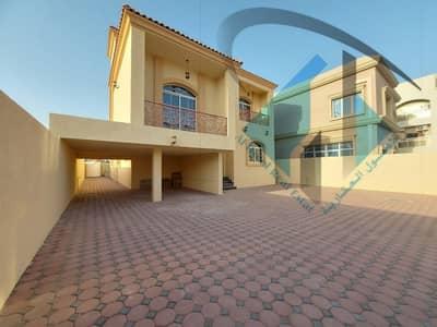 6 Bedroom Villa for Sale in Al Mowaihat, Ajman - Brand New Villa super deluxe Finish big building area nearby mosque