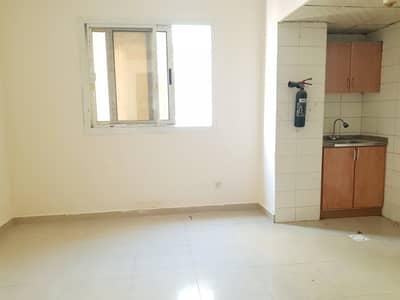 ready to move, no deposit studio rent 10k/11k in 4 to 6 cheqs , Al Nabba Area