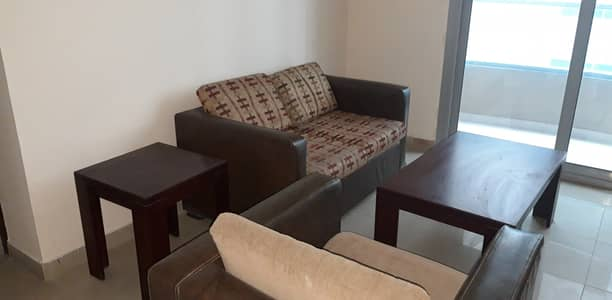 (31 DAYS+WiFi,GYM & PARKING FREE) (FRONT OF DUBAI RTA BUS STOP FULLY FURNISHED APARTMENT IN 26K