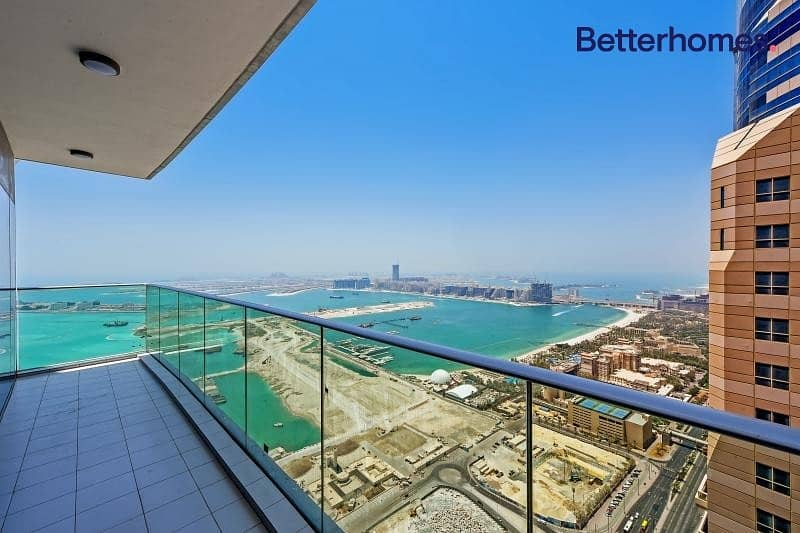 Upcoming | Sea View | High Floor | Unfurnished