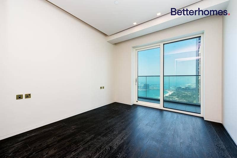 12 Upcoming | Sea View | High Floor | Unfurnished
