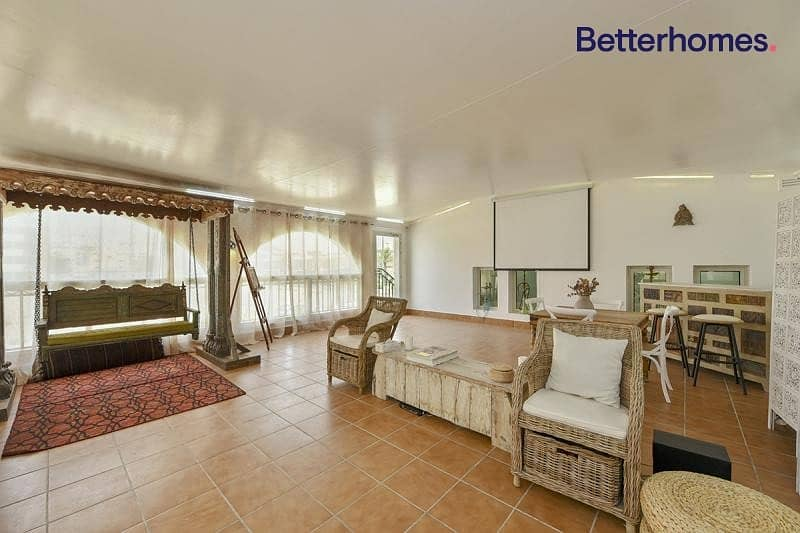25 Furnished   With Private Pool   Corner Villa