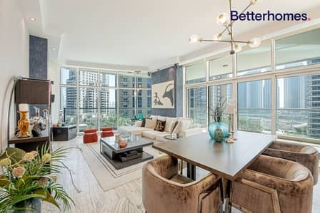 2 Bedroom Flat for Rent in Dubai Marina, Dubai - Upgraded | Fully Furnished | Marina View