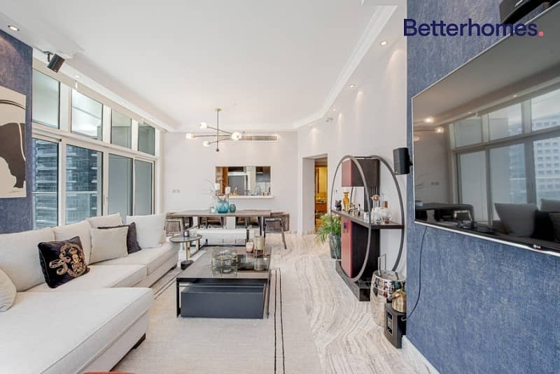 2 Upgraded | Fully Furnished | Marina View