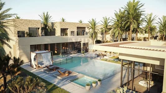Plot for Sale in Al Jurf, Abu Dhabi - Boutique Type Residential Plots I 7 Years Payment Plan