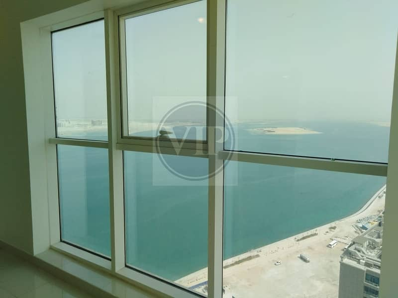 2 No Commission: 1-Month Free: 2 BR with Closed Kitchen(Sea View)