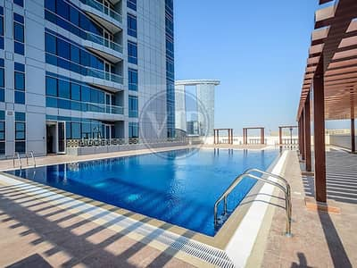 3 Bedroom Apartment for Rent in Al Reem Island, Abu Dhabi - 2 Months Free*Free Chiller* 3 Master BR with Huge Balcony