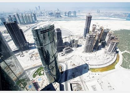 Office for Rent in Al Reem Island, Abu Dhabi - Fully Fitted Office Space with Skyline Views In Reem Island