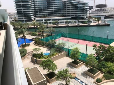 2 Bedroom Flat for Rent in Al Raha Beach, Abu Dhabi - Panoramic Sea View: Fabulous 2 BR with Balcony & Appliances
