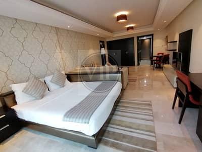 Studio for Rent in Corniche Area, Abu Dhabi - Well Presented Studio With All Amenities & Free W/E