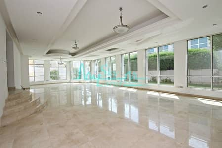 5 Bedroom Villa for Rent in Umm Suqeim, Dubai - Very spacious | Modern 5bed | Private pool|Garden