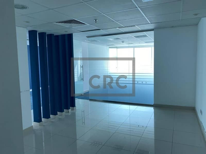 2 Two Fitted units for lease with partitions