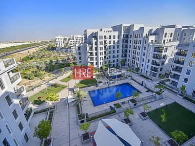 3 Bedroom Flat for Sale in Town Square, Dubai - Ready 3 bedroom  Pool View  best price