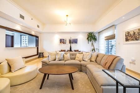 2 Bedroom Apartment for Rent in Dubai Marina, Dubai - Classy 2 Beds
