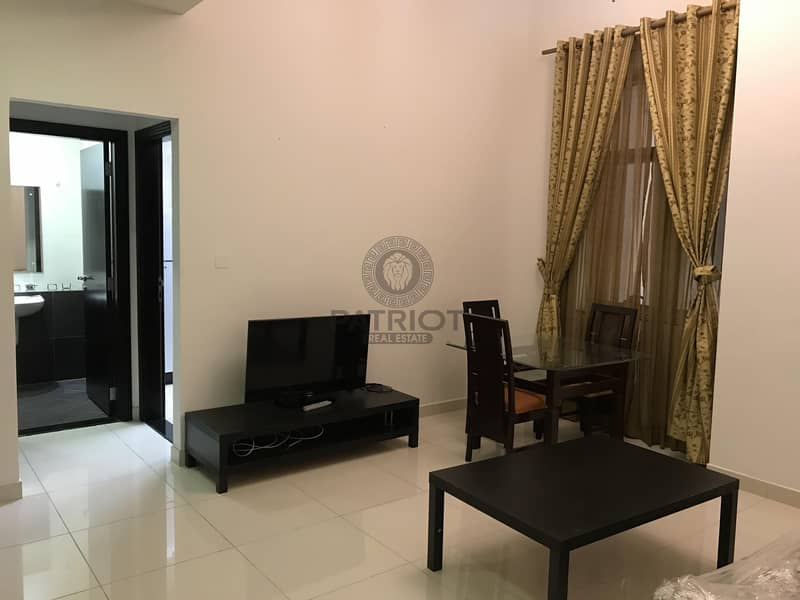 2 Furnished 2 Master Bedroom Flat  1 Month Free- 12 Cheqs
