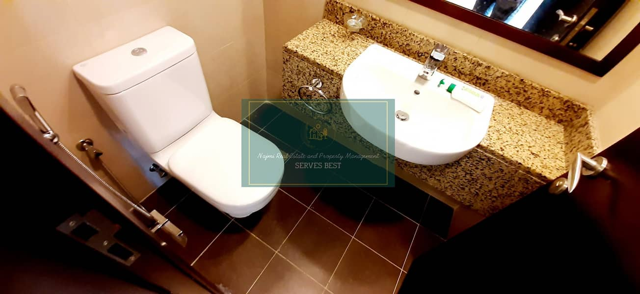13 Amazing! High End! 1 Bed with Balcony in Rawdhat