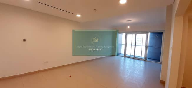 2 Bedroom Apartment for Rent in Capital Centre, Abu Dhabi - Like New! Huge! 2 Beds/Maid/Balcony & Laundry