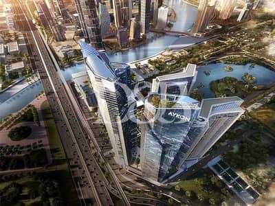 استوديو  للبيع في الخليج التجاري، دبي - Vacant | Full Sea View From Every Room