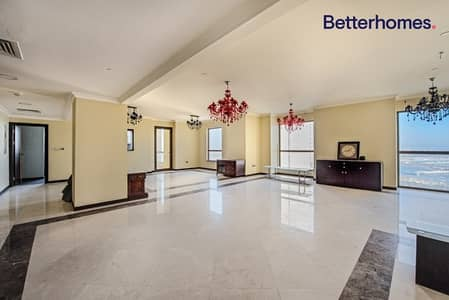 4 Bedroom Apartment for Sale in Jumeirah Beach Residence (JBR), Dubai - Upgraded I Full Sea View I Large  layout4 Bedroom