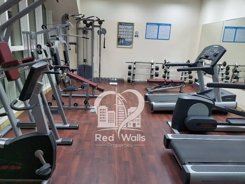23 Hot Offer!! 3 Bedroom HALL Apartment with Maids Room With Facilities