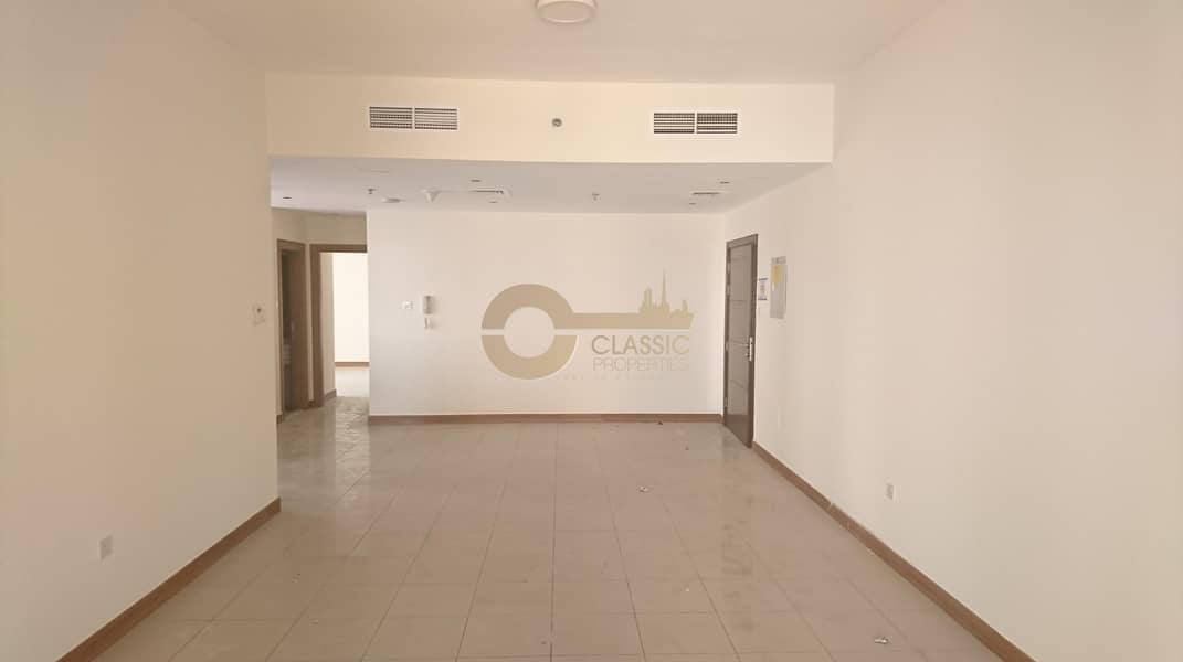 2 Bedroom Apt | Unfurnished | High Floor | Sulafa Tower