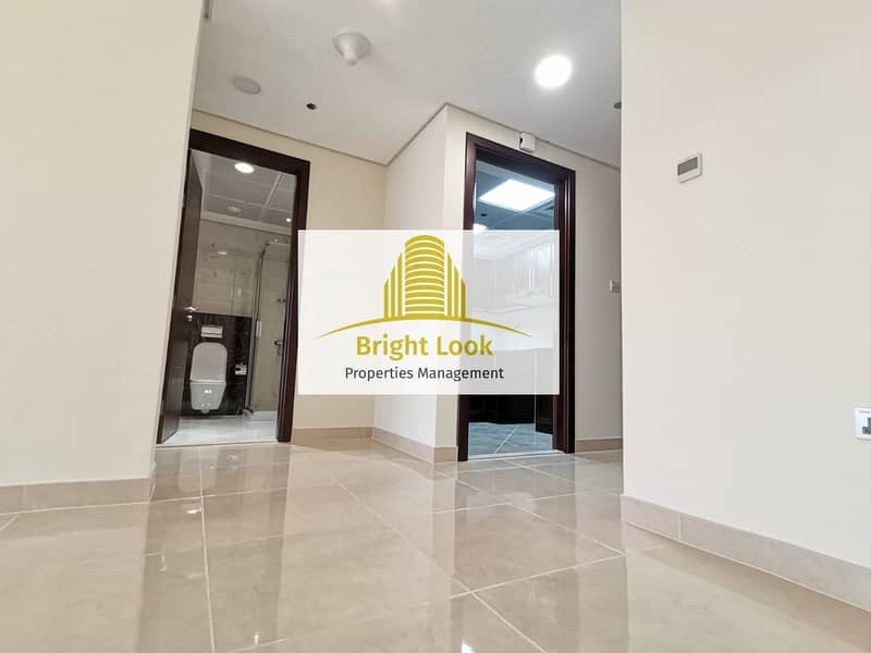 27 Brand New 1 BHK with Parking  48,000/Year  4 Payments