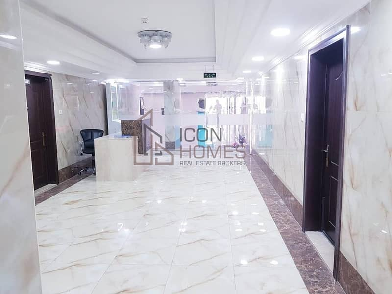 2 Ready to move Fully Furnished 1Bhk With Balcony Just 2500 Monthly