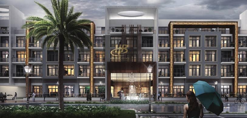 8 Enjoy a Luxurious life on a 1BR apartment   JVC