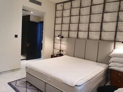 فلیٹ 2 غرفة نوم للايجار في الخليج التجاري، دبي - Master Bedroom