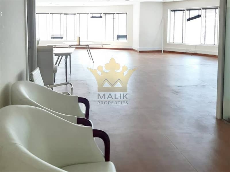 2 Glass Partitioned   Fully Fitted Office   Near Metro