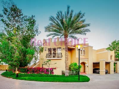 3 Bedroom Villa for Rent in Jumeirah, Dubai - Quiet and Tranquil 3BR + Maid Surrounded by Nature