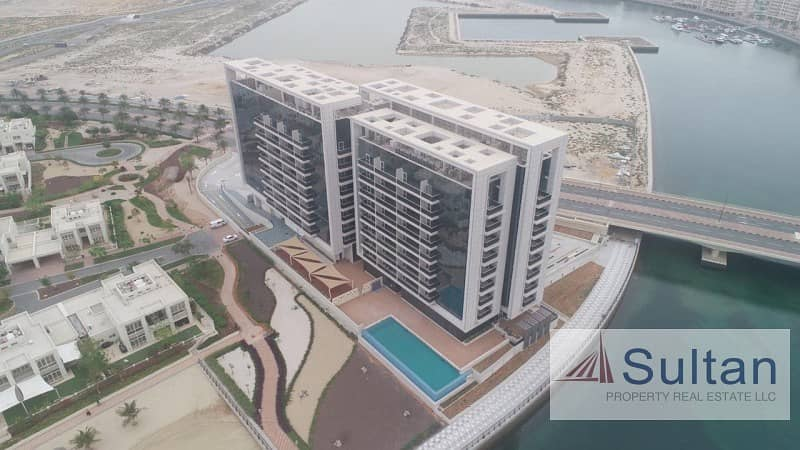 1 Marvelous One Bedroom Brand New Sea View Mina Al Arab