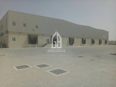 FOR SALE - SEVEN (7)COLD STORAGE WAREHOUSES  AND SIX (6) OFFICES  - DUBAI INDUSTRAIL CITY (SAIH SHUAIB 2)