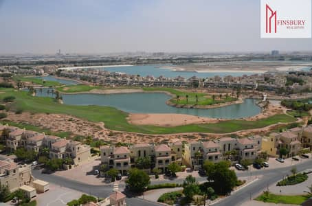 3 Bedroom Apartment for Rent in Al Hamra Village, Ras Al Khaimah - Stunning Golf Course View | Sea View | 3 Bedroom | High Floor